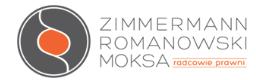 Radca prawny</p> <p><strong>Rafał Zimmermann<strong>